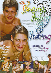 Young, Hung & Horny