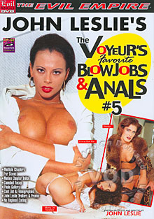 The Voyeur's Favorite Blowjobs & Anals 5