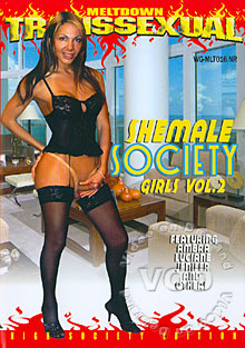Shemale Society Girls Vol. 2