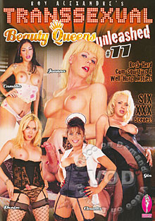 Transsexual Beauty Queens Unleashed 11