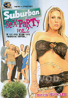 Suburban Sex Party Vol. 2