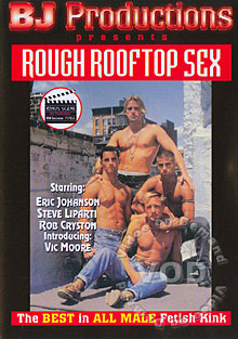 Rough Roof Top Sex