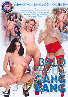 Bald Beavers DP Gang Bang
