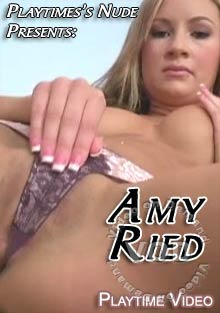 Playtime's Nudes Presents: Amy Ried