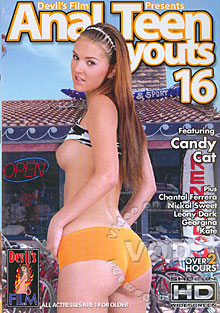 Anal Teen Tryouts 16