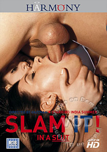 Slam It! In A Slut