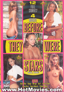 Before They Were Stars Vol. One