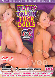 Filthy Talkin' Fuck Dolls