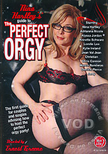 Nina Hartley's Guide To The Perfect Orgy