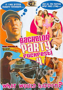 Bachelor Party Fuckfest! 4