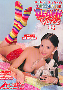 Teenage Peach Fuzz 4