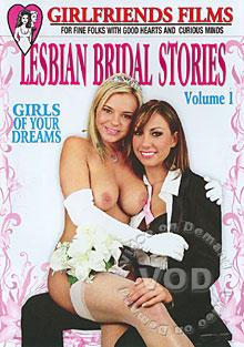 Lesbian Bridal Stories Volume 1