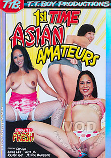1st Time Asian Amateurs