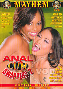 Anal Cum Swappers 2
