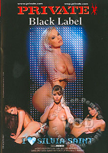 Private Black Label - I Heart Silvia Saint