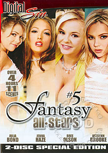 Fantasy All-Stars 5 (Disc 1)