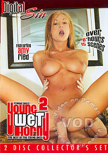 Young Wet Horny 2