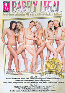 Barely Legal 75 (Disc1)