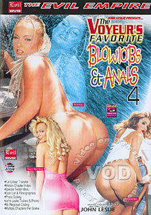 The Voyeurs Favorite Blowjobs & Anals 4