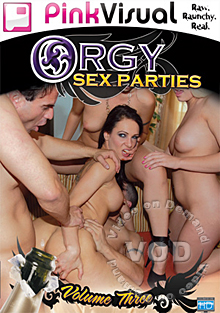Orgy Sex Parties Vol. 3