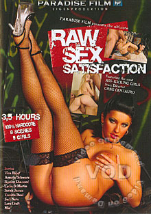 Raw Sex Satisfaction