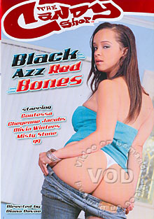 Black Azz Red Bones