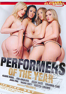 Performers Of The Year Disc 1