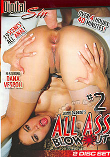 All Ass Blowout 2 Disc1