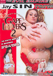 Gape Lovers 2 (Disc 1)