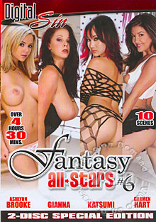 Fantasy All-Stars 6 (Disc 1)