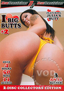 I Love Big Butts 2 (Disc 1)
