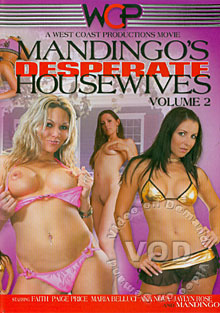 Mandingo's Desperate Housewives Volume 2