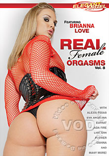 Real Female Orgasms Vol. 8