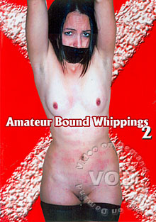 Amateur Bound Whippings 2