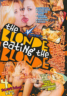 The Blonde Eating The Blonde