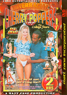 Interracial Cherry Poppers 1