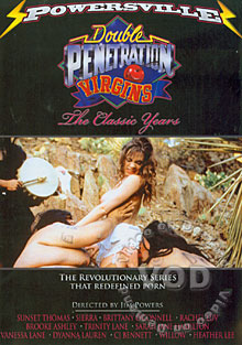 Double Penetration Virgins - The Classic Years