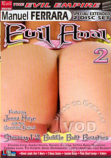 Evil Anal 2 (Disc 1)