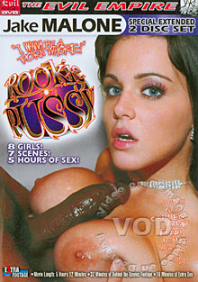 Rookie Pussy 1 - Disc 1