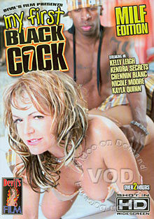 My First Black Cock 7 - MILF Edition