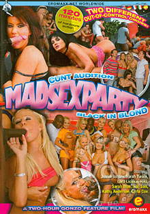 Mad Sex Party - Black In Blond
