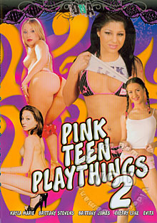Pink Teen Play Things 2