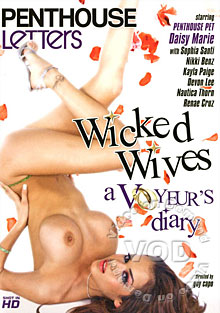 Wicked Wives - A Voyeur's DIary