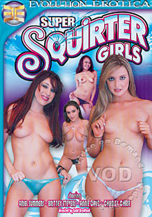 Super Squirter Girls