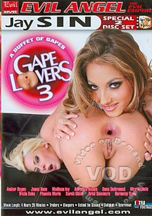 Gape Lovers 3 (Disc 2)