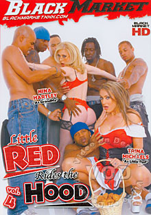 Little Red Rides The Hood Vol. 4