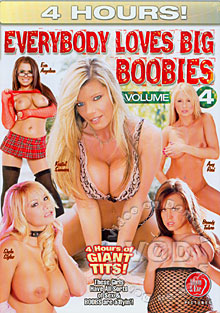 Everybody Loves Big Boobies Volume 4