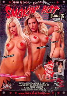 Smokin' Hot Blondes Volume 7