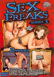 Sex Freaks Number 3