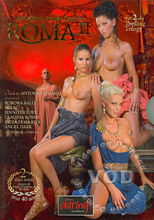 Ambition, Power, Lust In Roma II (Disc 2)
